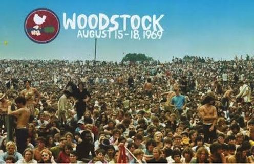 ウッドストックフェスティバル(WOODSTOCK FESTIVAL) TOP