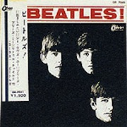 ビートルズ!(Meet The Beatles)ODEON_OR7041