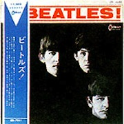 ビートルズ!(Meet The Beatles),ODEON-OR7041