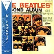 ビートルズ No.2!(The Beatles' Second Album),ODEON_OR7058-2
