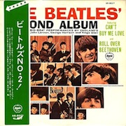 ビートルズ No.2!(The Beatles' Second Album),ODEON_OR8027