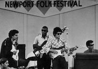 THE NEWPORT FOLK FESTIVAL